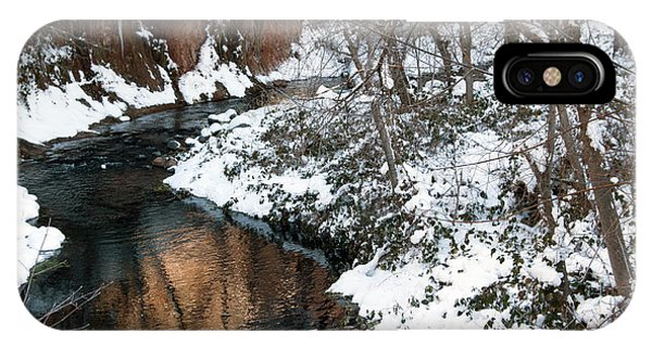 IPhone Case featuring the photograph The West Fork Creek by Tam Ryan