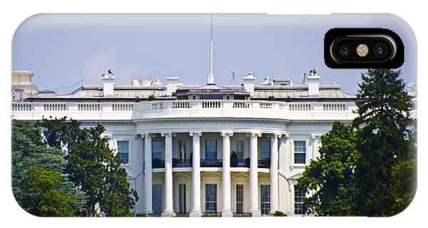 The Whitehouse - Washington Dc IPhone Case