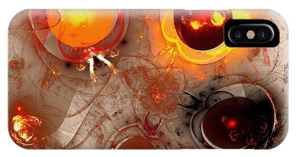 Chain iPhone Case - The Whole Cycle by Anastasiya Malakhova