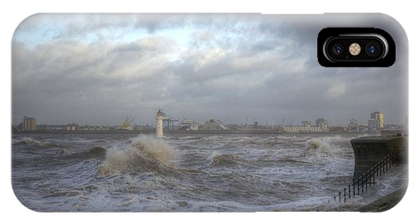 The Wild Mersey 2 IPhone Case