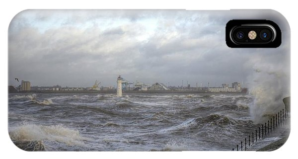 The Wild Mersey IPhone Case