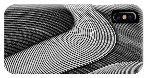 Woods iPhone Case - The Wood Project IIi - Zen Garden by Luc Vangindertael (lagrange)