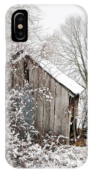 The Wooden Shed IPhone Case