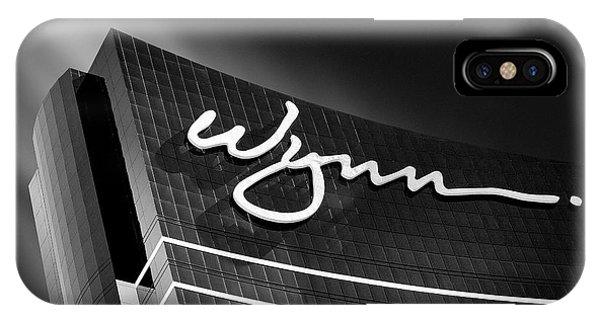 Wynn IPhone Case