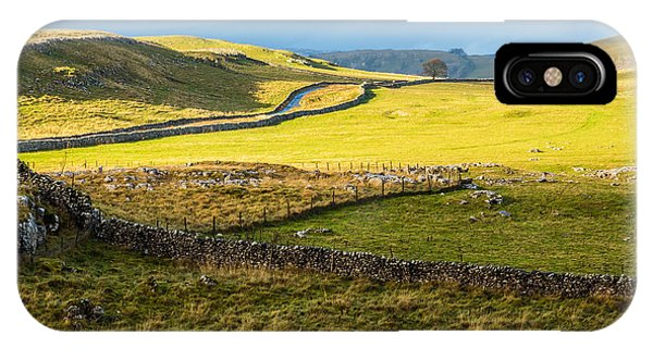 The Yorkshire Dales IPhone Case