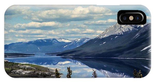 The Yukon IPhone Case