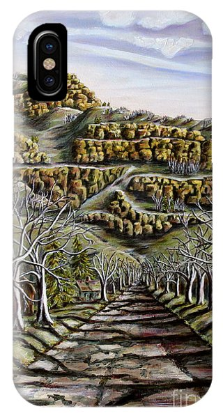 Then And Now A New Beginning 2 Phone Case by Linda  Steine