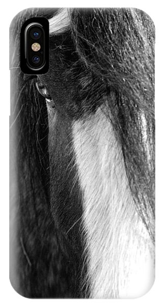 Theoden In Bw IPhone Case