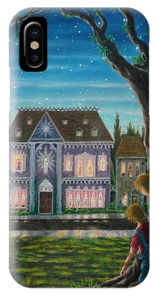 There Is A House In New Orleans IPhone Case