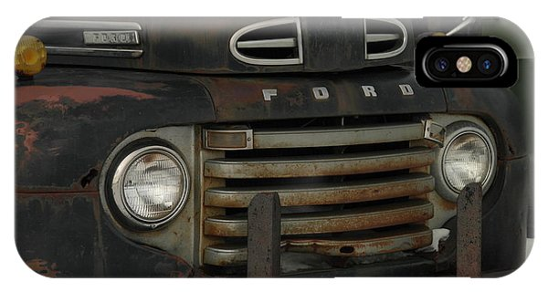 There Is Nothing Like An Old Ford IPhone Case