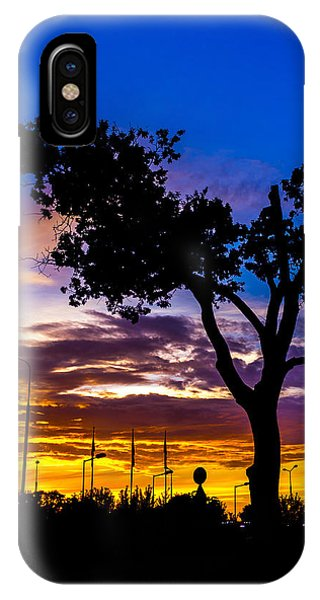 There Is Something Magical About The Sky IPhone Case