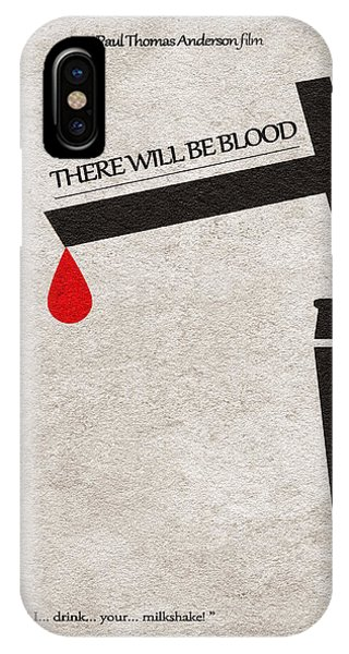There Will Be Blood IPhone Case