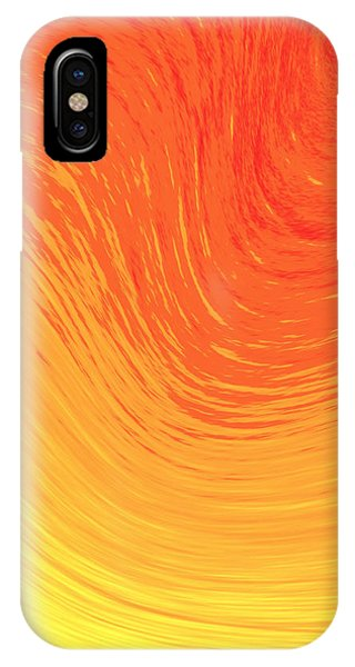 Heat Wave IPhone Case