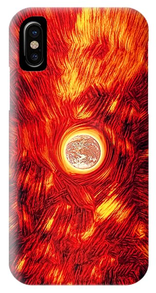 Thermodynamic Forces IPhone Case