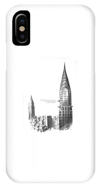 They Haven't Got A Single Tenant IPhone Case
