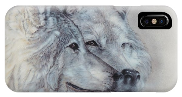 They Mate For Life IPhone Case