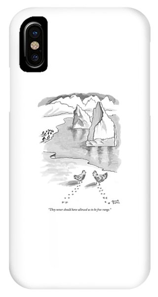 They Never Should Have Allowed IPhone Case