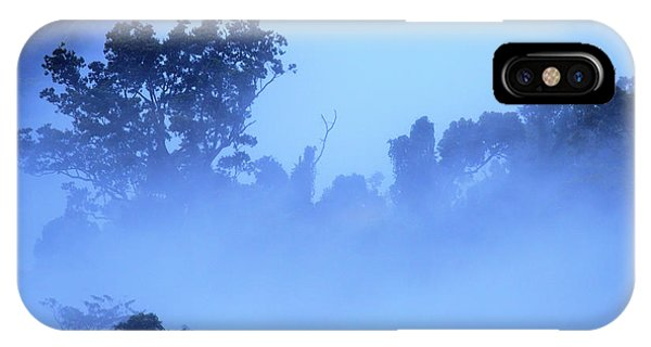 Far North Queensland iPhone Case - Thick, Tropical Rainforest Covered by Paul Dymond