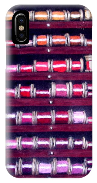 Thimbles In Cabinet IPhone Case