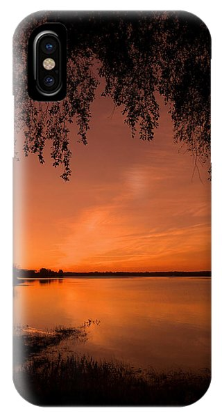 Sonne iPhone Case - This Is A New Day ... by Juergen Weiss