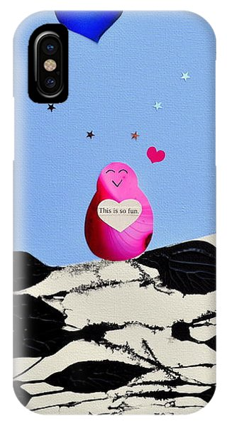 This Is So Fun IPhone Case