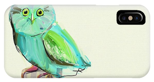 Green iPhone Case - This Little Guy by Cathy Walters