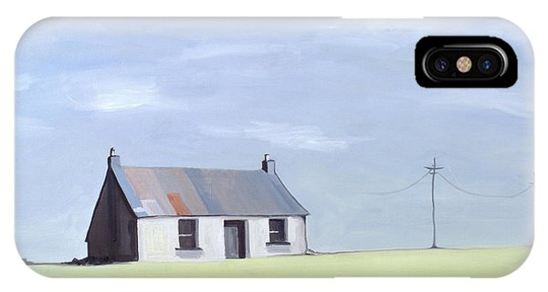 Pylon iPhone Case - This Old House by Ana Bianchi