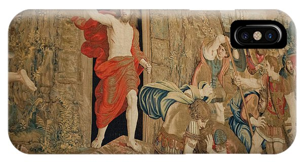 This Tapestry Is Of The Resurrection IPhone Case