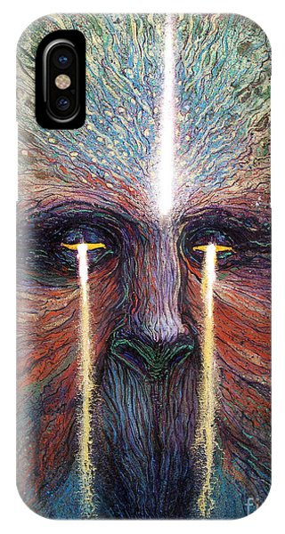 This World Weeps For A Spiritual Awakening IPhone Case