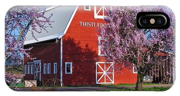 Thistledown Farm  IPhone Case