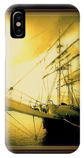 Th'lord Nelson Phone Case by Ritchard Mifsud