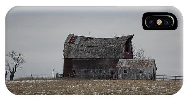 Thomas Hill Barn IPhone Case