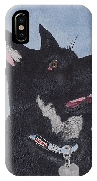 Thor Maximus Von San Murray's Portrait IPhone Case