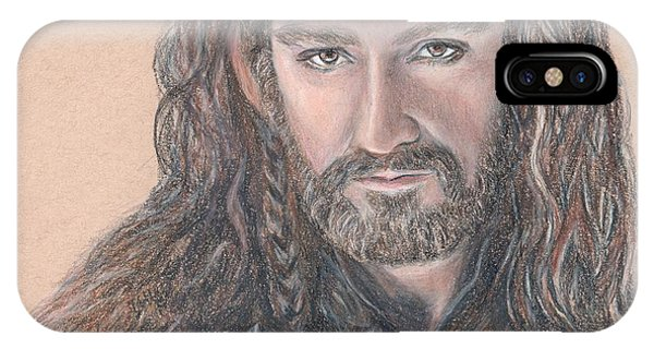 iPhone Case - Thorin Oakenshield by Christine Jepsen