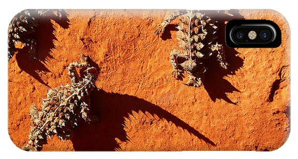 Thorny Devils IPhone Case