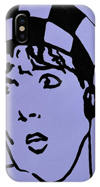 Thoroughly Modern Millie IPhone Case