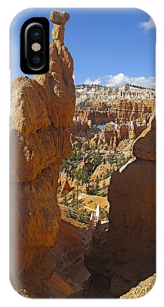 Thor's Hammer At Bryce IPhone Case