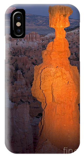 Thors Hammer Sunset Point Bryce Canyon National Park IPhone Case