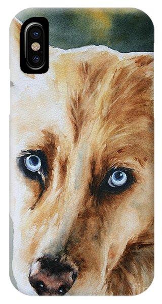 Those Eyes IPhone Case