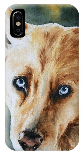 Those Eyes IPhone Case