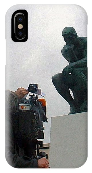 Thought Picture IPhone Case