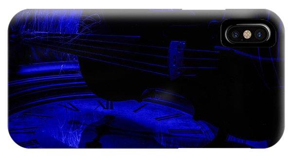 Thr Blues IPhone Case