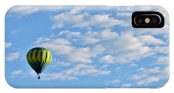 Three Beautiful Balloons In Cortez IPhone Case