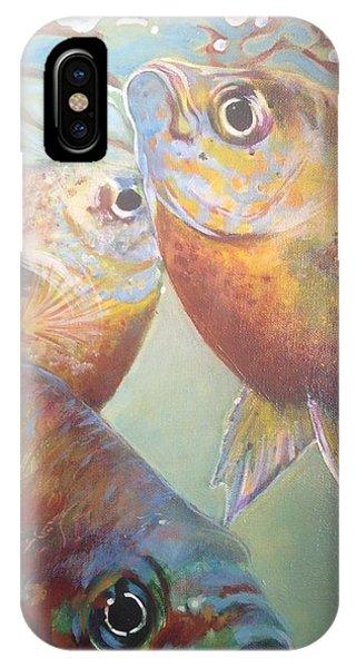 Three Fish IPhone Case