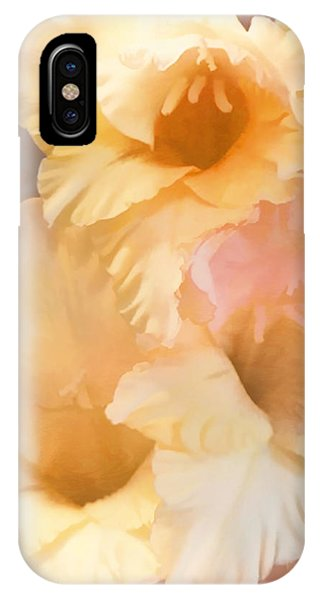 Three Glads IPhone Case