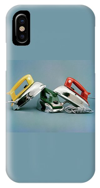 Three Irons By Casco Products IPhone Case