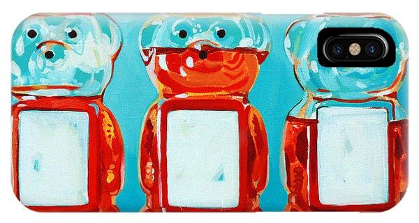 Kitchen iPhone Case - Three Little Bears by Jayne Morgan