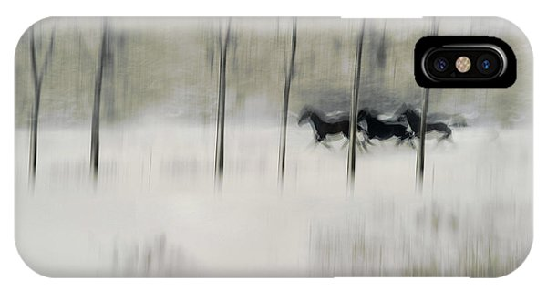 Motion Blur iPhone Case - Three by Milan Malovrh