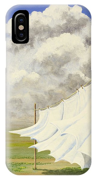 Three Sheets To The Wind IPhone Case