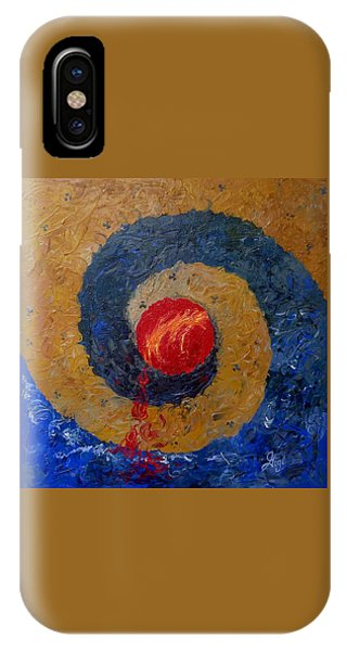 Threefold Anguish IPhone Case